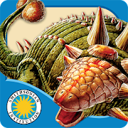 App Icon for Ankylosaurus Fights Back App in Germany Google Play Store