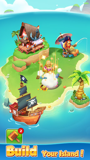 Pirate Life - Be The Pirate King & Master of Coins 0.1 screenshots 3