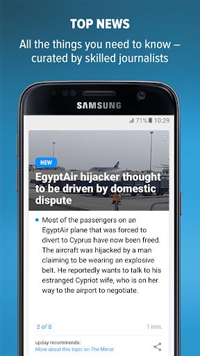 upday for Samsung apktram screenshots 4