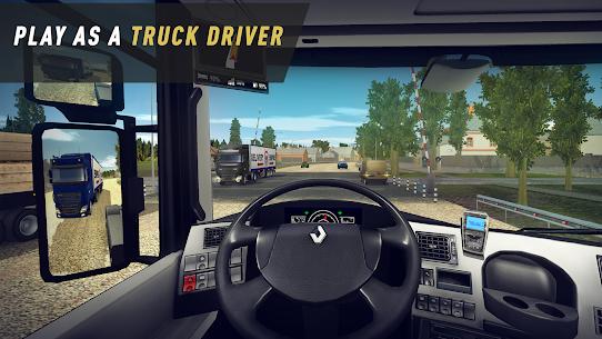 Truck World: Euro & American Tour (Simulator 2020) Mod Apk 1.19707070 (Unlimited Money/Gold) 1