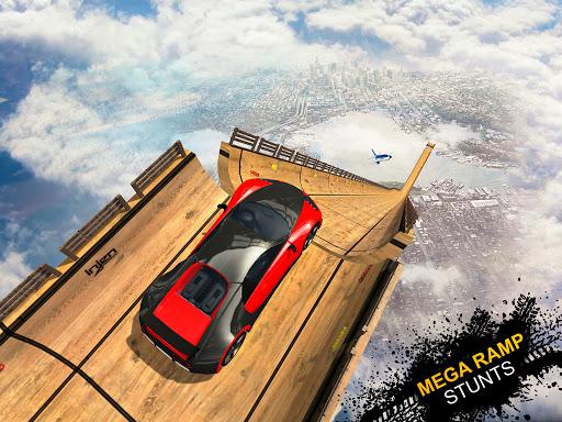 Impossible GT Car Racing Stunts 2021 Apkfinish screenshots 14