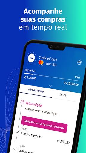 Credicard: Cartu00e3o de cru00e9dito android2mod screenshots 2