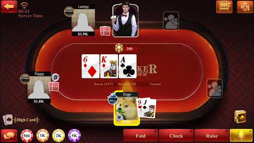 Free Poker-Texas Holdem 2.3.2.0 Screenshots 2