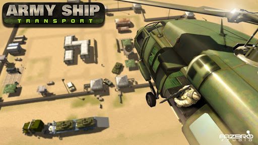 US Army Transport Tank Cruise Ship Helicopter Game apkdebit screenshots 11