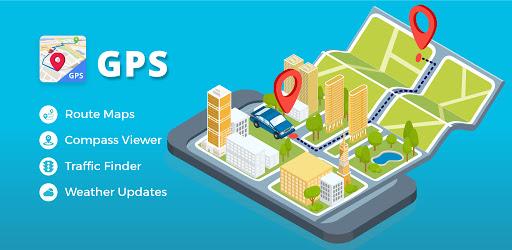 GPS, Maps, Navigate, Traffic & Area Calculating  Screenshots 7