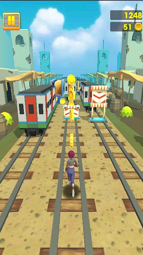 Subway Run - World Tour screenshots 3