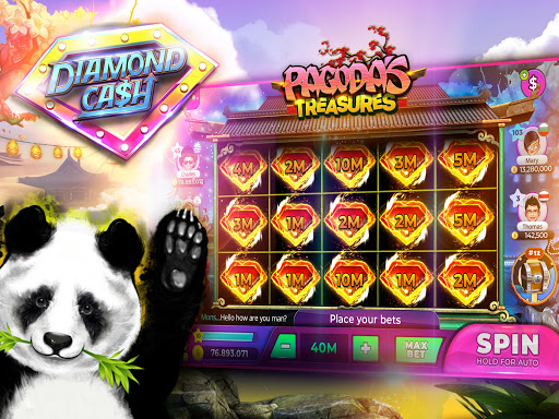 Diamond Cash Slots Casino: Las Vegas Slot Games  screenshots 21