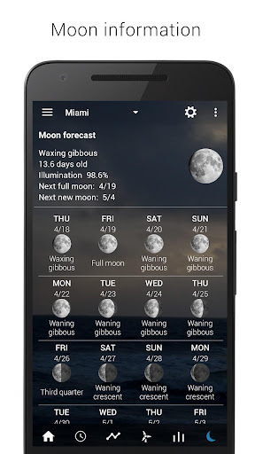 Sense Flip Clock & Weather 5.81.7 Screenshots 15