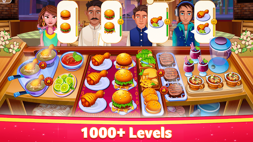 Indian Cooking Star: Chef Restaurant Cooking Games 2.6.0 screenshots 3