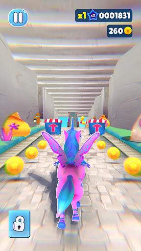 Magical Pony Run - Unicorn Runner 1.6 screenshots 9