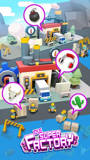 Idle Super Factory 1.0.7 screenshots 9