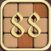Woody 88: Fill Squares Puzzle