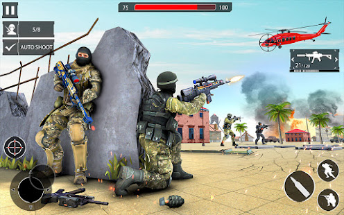 Counter Terrorist Gun Strike: Free Shooting Games 1.23 Screenshots 13