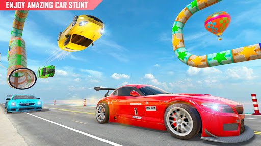 Mega Ramp Car Racing Stunts 3D : Stunt Car Games android2mod screenshots 13