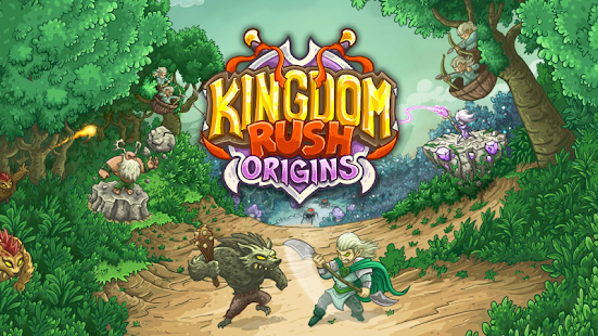 Kingdom Rush Origins - Tower Defense Game Screenshot