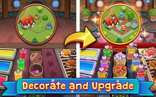 Potion Punch 2: Fun Magic Restaurant Cooking Games android2mod screenshots 13