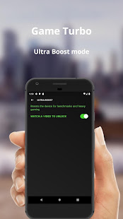 Game Booster 4x Faster Free - GFX Tool Bug Lag Fix