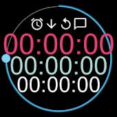 icono Cronómetro  y Temporizador