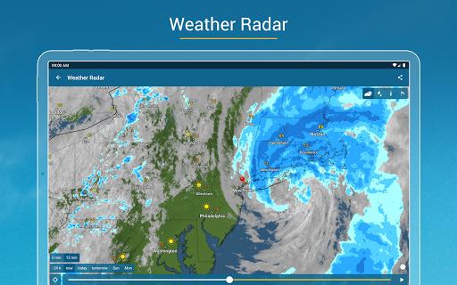 Weather & Radar - Storm radar apktram screenshots 14