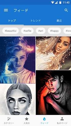Photo Lab:たくさんのエフェクト・フレームが選べる写真加工無料アプリのおすすめ画像4