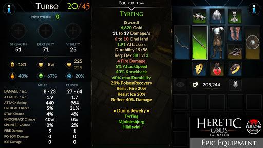 HERETIC GODS v.1.11.11 screenshots 4