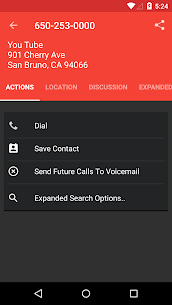 Reverse Lookup – Caller ID and Spam Block 3.5.9 [MOD APK] Android 1