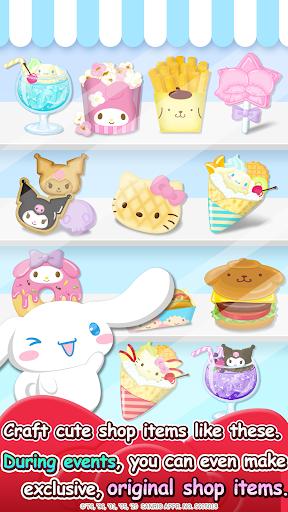 Hello Kitty World 2 Sanrio Kawaii Theme Park Game 4.0.1 screenshots 6