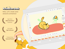 Animation Desk – Make Your Animation and Cartoons