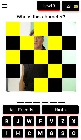 Screenshot 6 de Cobra Kai Fan Quiz para android