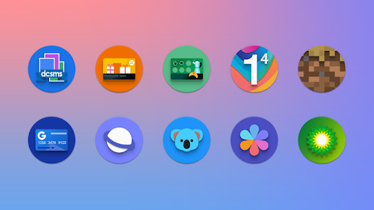 PieCons Apk- Ultimate Android Pie Icon Pack 3.6 (Patched) 7