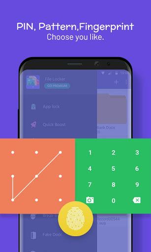 file locker - lock any file, app lock screenshot 3