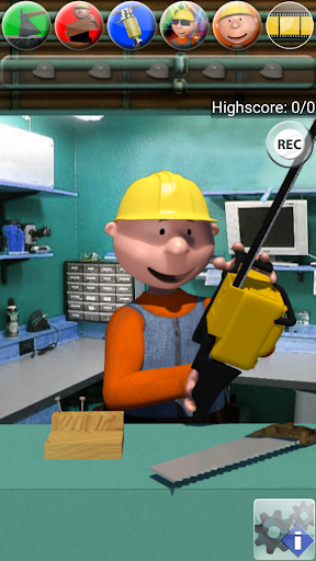 Talking Max the Worker 14 screenshots 9