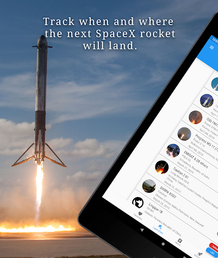 Space Launch Now - Watch SpaceX, NASA, etc...live! apktram screenshots 7