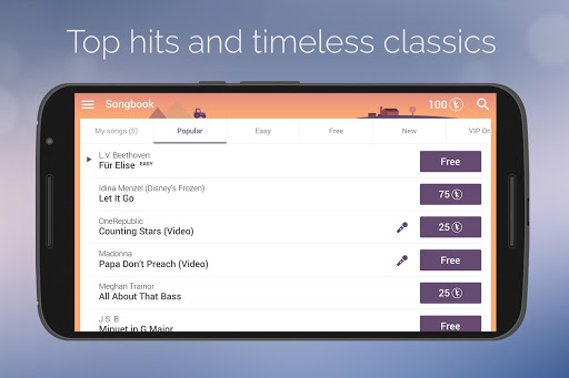 Guitar Free - Play & Learn 1.0.75 Screenshots 2