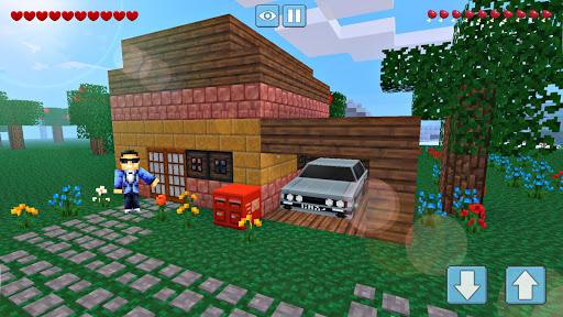Block Craft World 3D: Mini Crafting and building!  screenshots 5