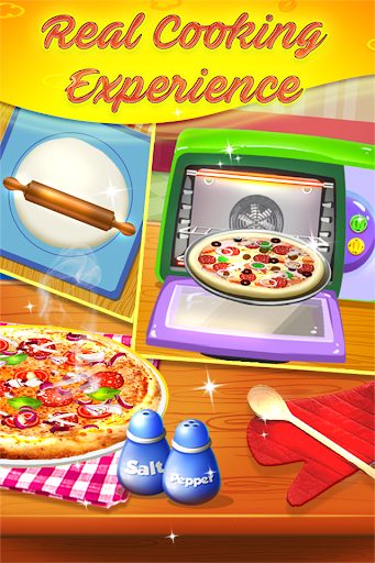 Supreme Pizza Maker - Kids Cooking Game 1.1.4 de.gamequotes.net 4