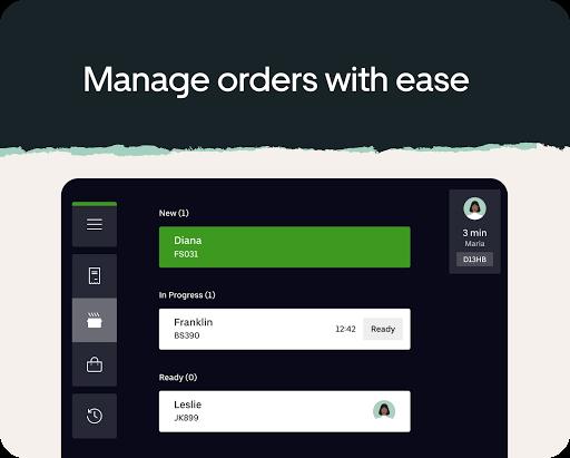 Uber Eats Orders  Screenshots 8