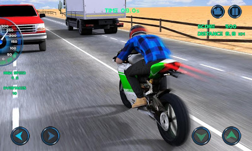 Moto Traffic Race 1.27 Screenshots 7