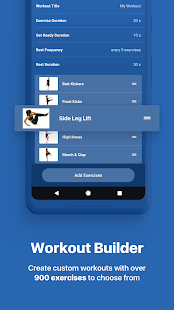 Fitify: Workout Routines & Training Plans Screenshot