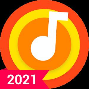 Music Player MP3 Player Audio Player 2.5.1.67 (Premium) by InShot Inc. logo