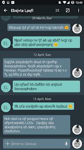 YAATA – SMS/MMS messaging (PREMIUM) 1.45.10.22089 Apk 5