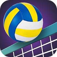 Volleyball Exercise - Beach Volleyball Game 2019
