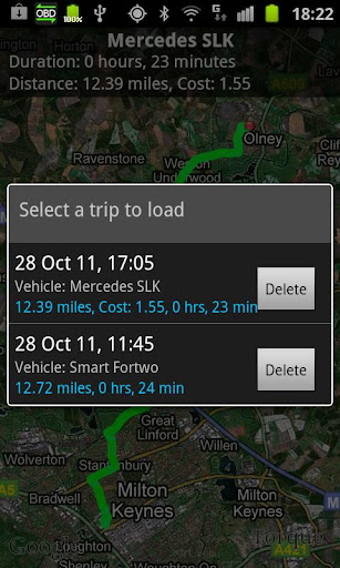 Torque Pro (OBD 2 & Car)  screenshots 4