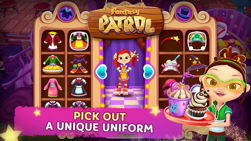 Fantasy Patrol: Cafe 1.201206 screenshots 2