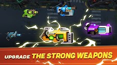 Cyber War: Idle Tower Defense Gamesのおすすめ画像3