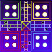 Glow ludo - Dice game