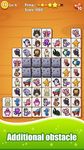 Connect Animal Renew u2013 Classic Matching Puzzle 1.8 screenshots 7