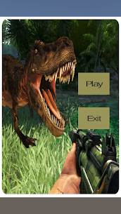 Dinosaur game Hack for iOS and Android 4