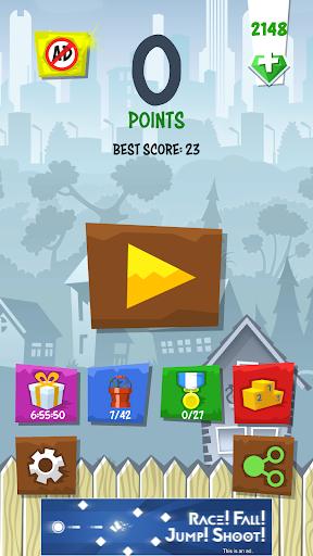 Cat Pet Jump! Arcade Games  screenshots 1