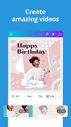 Canva: Graphic Design, Video Collage, Logo Maker screenshots 3